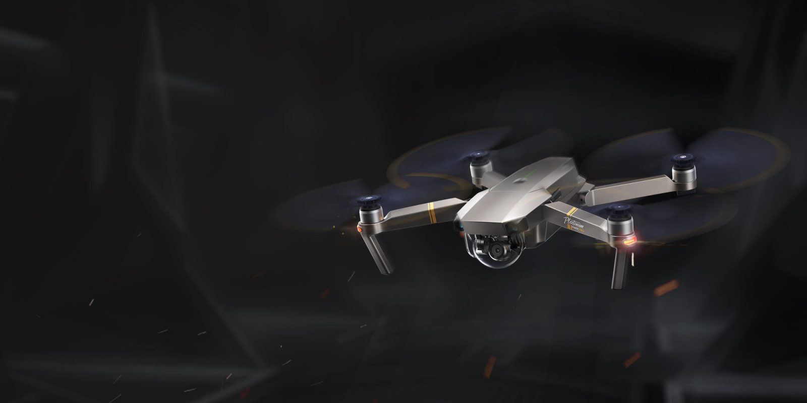 DJI Has Introduced Two New Drones To Its Product Lineup Today The Mavic Pro Platinum Brings A Quieter Flight Experience While Also Adding More